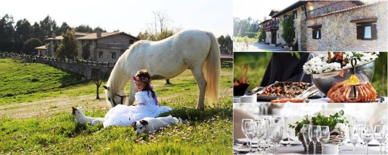 caballos y caserio gaoikomendi